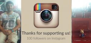 100 followers insta Ben Et Titi Voyage Australie