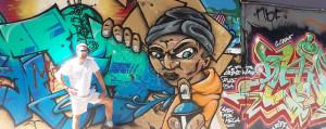 Street Art à Melbourne avec Ben Et Titi en Australie #BenEtTiti