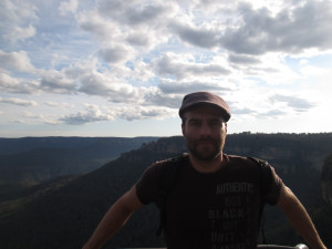 Ben Et Titi en Australie Blue Moubtains