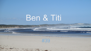 Ben Et Titi #E39 Blog